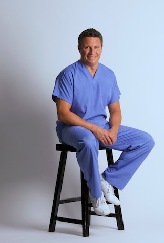 Dr Joe Kravitz from Kravitz Dentistry